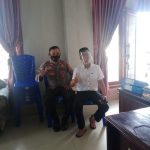 Kanit Binmas Polsek Sinjai Timur Gelar Sambang dan Silahturahmi di Kantor Desa Imbau Terapkan Prokes
