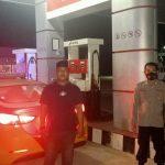 Jaga Kamtibmas di Bulan Ramadhan, Polsek Sinjai Timur Polres Sinjai Gelar Patroli Biru