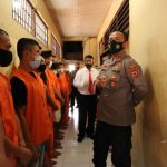 Antisipasi Hal-hal Yang Tidak Diinginkan, Kapolres Sinjai Kontrol Ruang Tahanan Jam Dinas